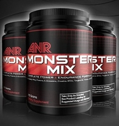 Monster Mix Protein Powder For Lean Muscle Buy 3 Get 1
